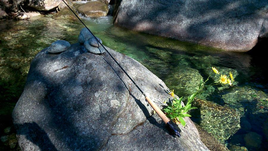 Séjour pêche à la truite en Corse
