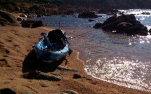 Kayak corse